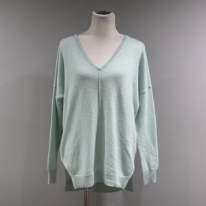 Autumn Cashmere Sweater Womens Medium M Side Slits